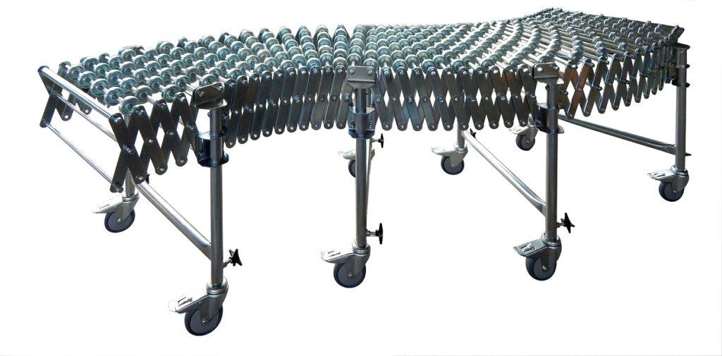 Podajniki rolkowe metalowe IZIROLER