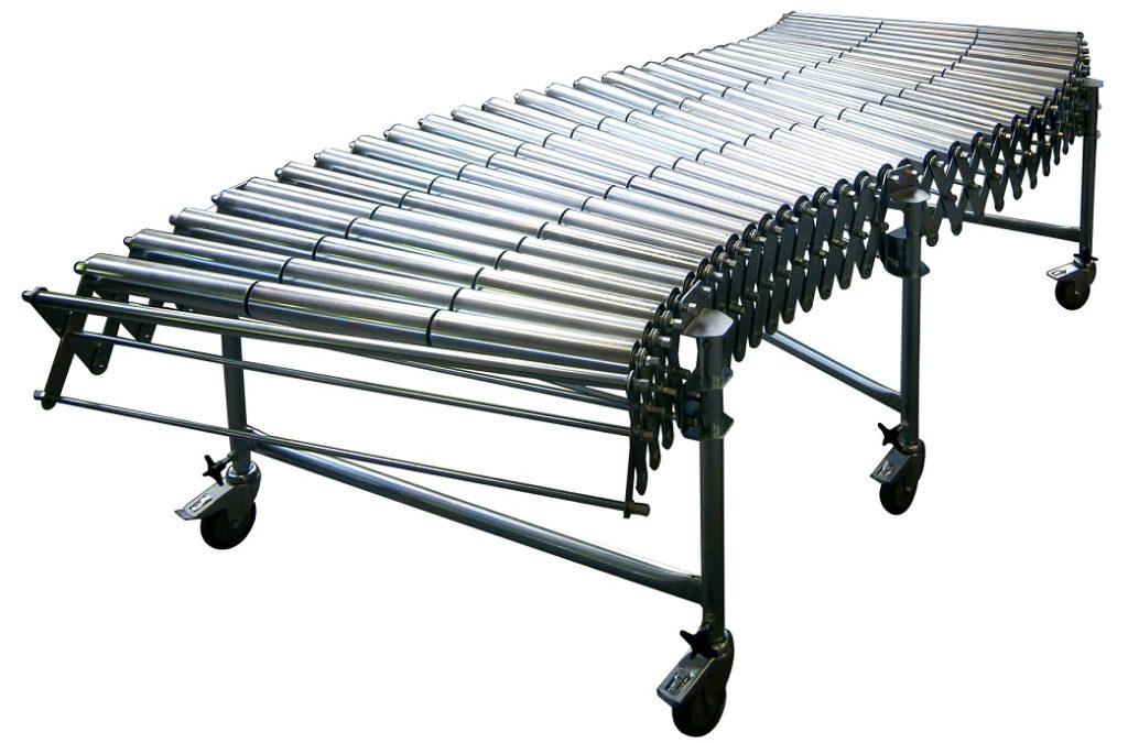 Podajniki wałkowe metalowe IZIROLER